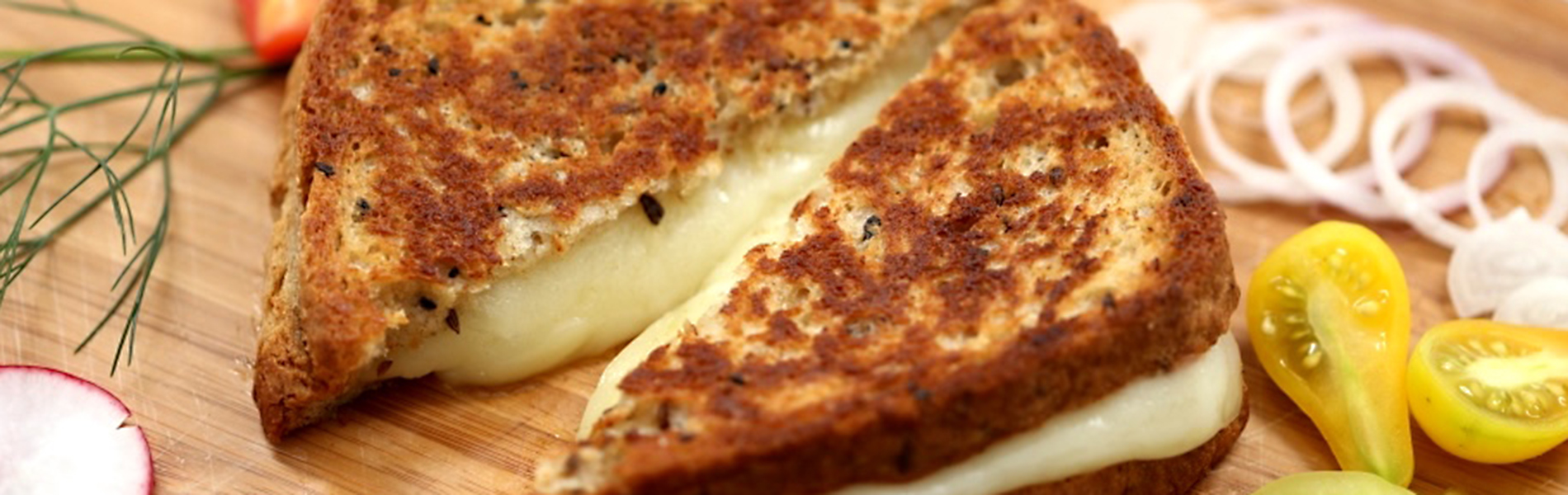 Simply Grilled Cheese